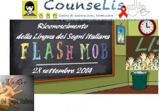Appello per il Flash Mob del 28 settembre 2014 Lis